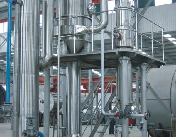 ZJDC蒸发器激光对中测量系统