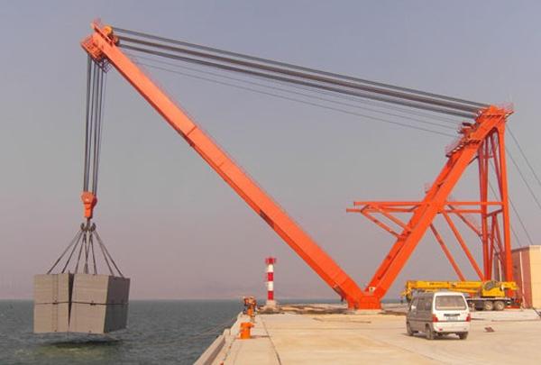 中桅杆检测系统方案