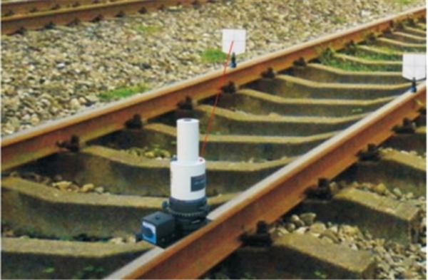 轨道高低差检测